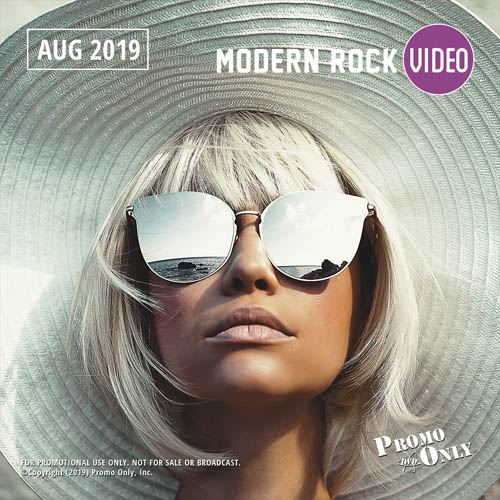Modern Rock Video August, 2019 Album Cover