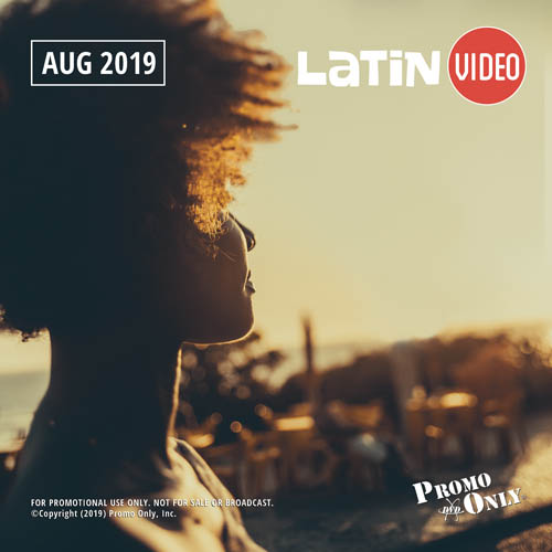 Latin Video August, 2019 Album Cover