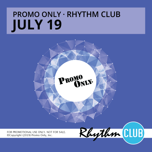 Rhythm Club July, 2019 Album Cover