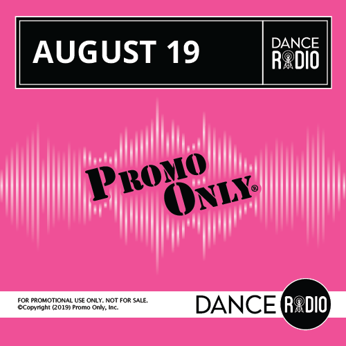 Dance August, 2019 Album Cover
