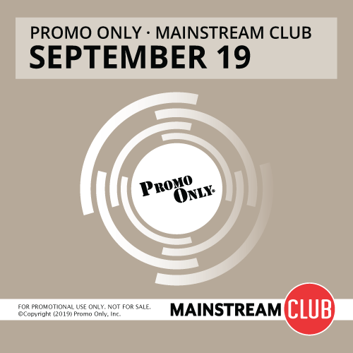 Mainstream Club September, 2019 Album Cover