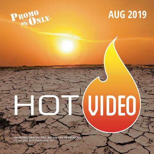 Hot Video August, 2019 Album Cover