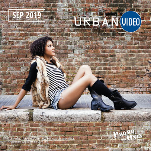 Urban Video September, 2019 Album Cover