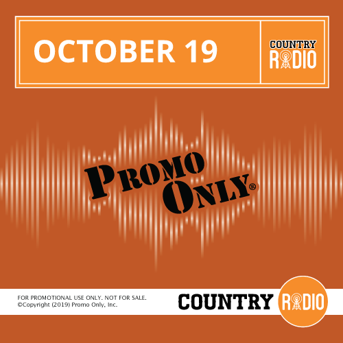 Country October, 2019 Album Cover