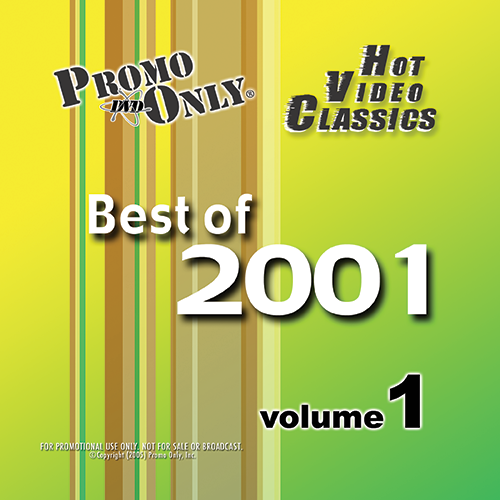 Best Of 2001 Vol. 1 Album Cover