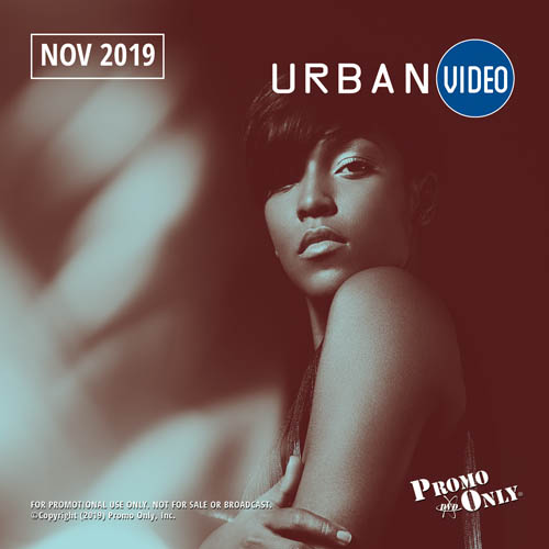 Urban Video November, 2019 Album Cover