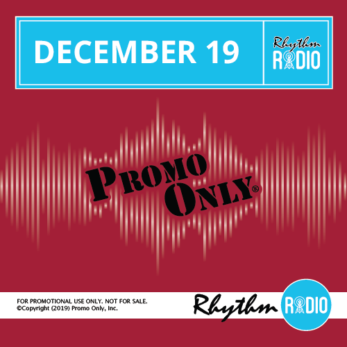 Rhythm Radio December, 2019 Album Cover