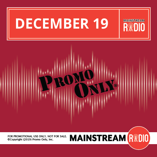 Mainstream Radio December, 2019 Album Cover