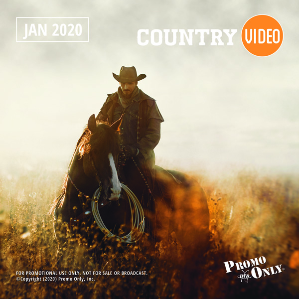 Country Video January, 2020 Album Cover