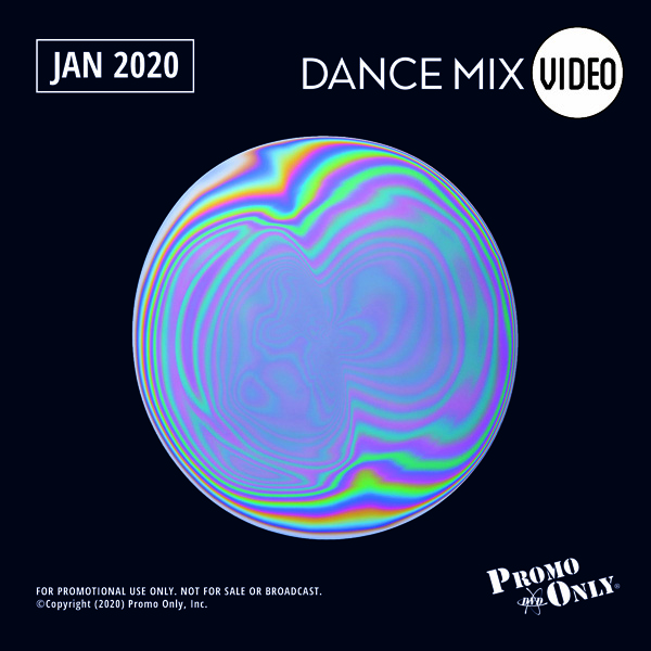 Dance Mix Video January, 2020 Album Cover