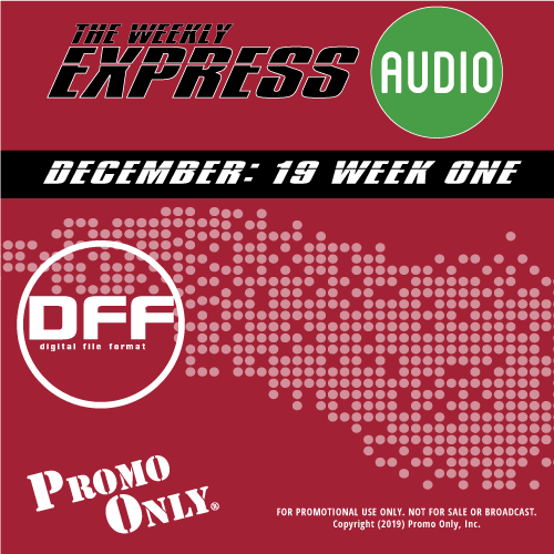Express Audio December, 2019 Album Cover