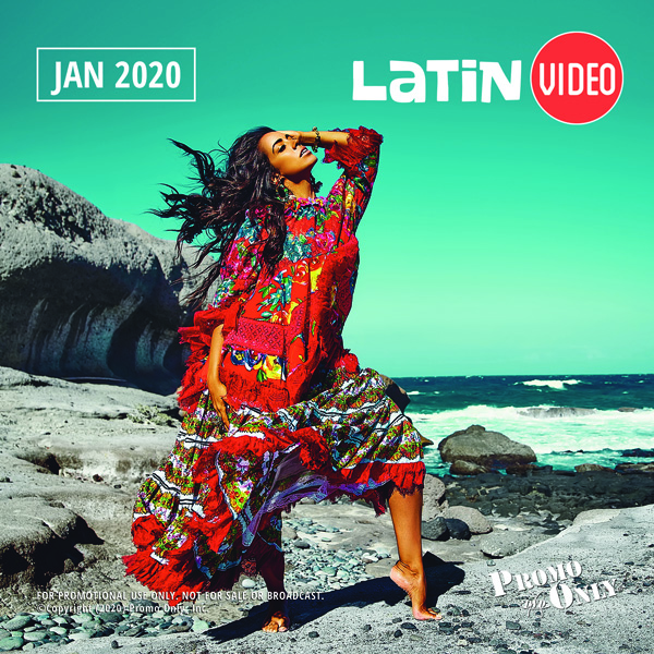 Latin Video January, 2020 Album Cover