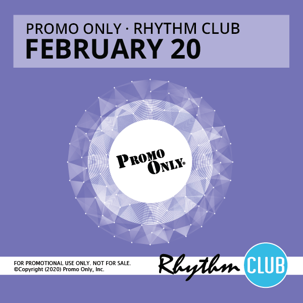 Rhythm Club February, 2020 Album Cover