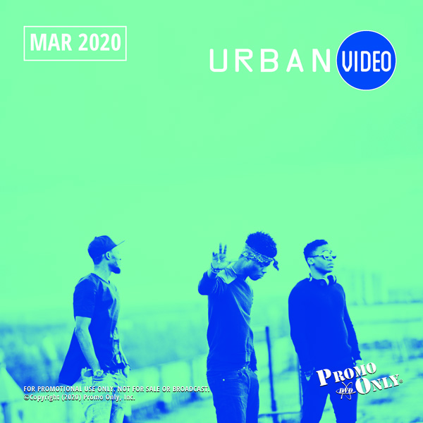 Urban Video March, 2020 Album Cover