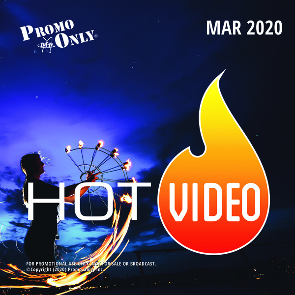 Hot Video March, 2020 Album Cover