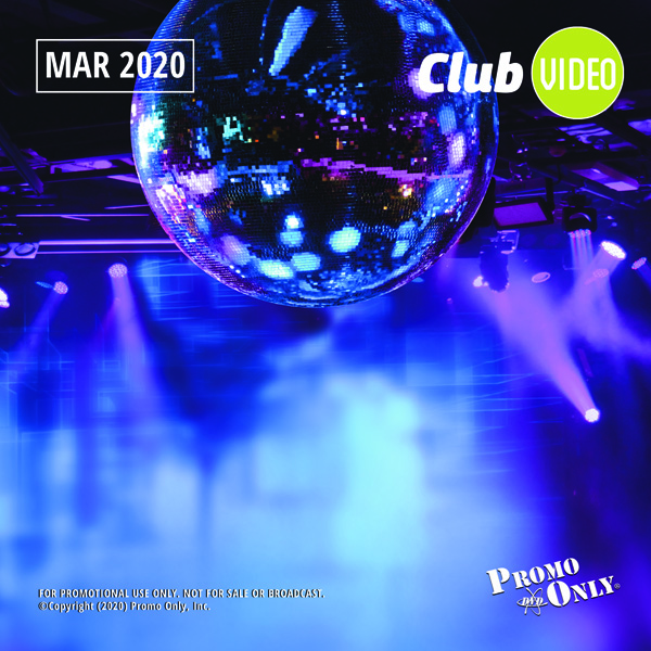 Club Video March, 2020 Album Cover