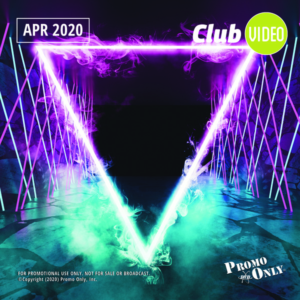 Club Video April, 2020 Album Cover