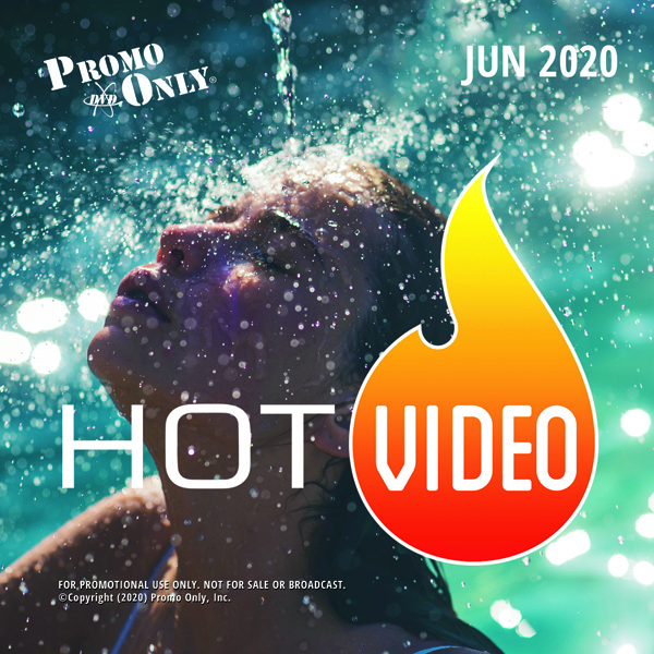 Hot Video June, 2020 Album Cover