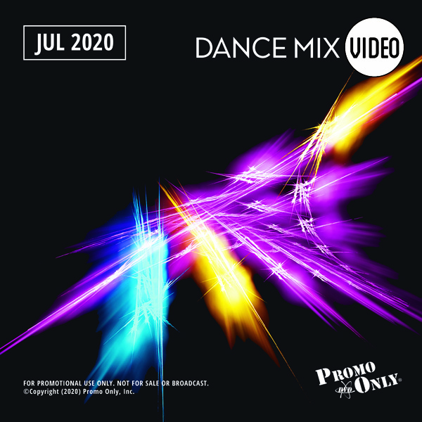 Dance Mix Video July, 2020 Album Cover