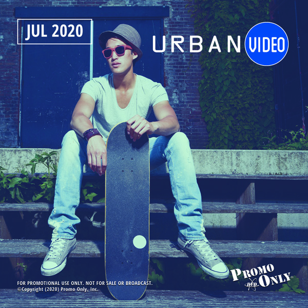 Urban Video July, 2020 Album Cover