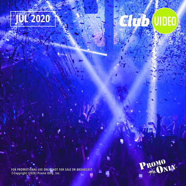 Club Video July, 2020 Album Cover