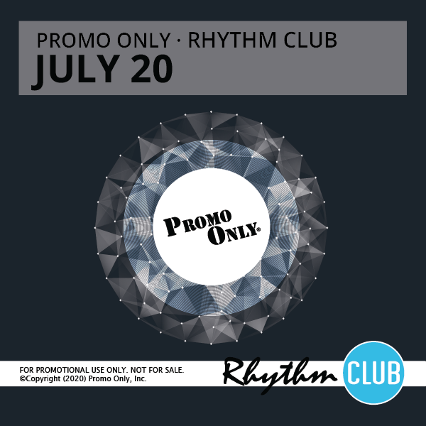 Rhythm Club July, 2020 Album Cover