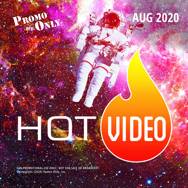 Hot Video August, 2020 Album Cover