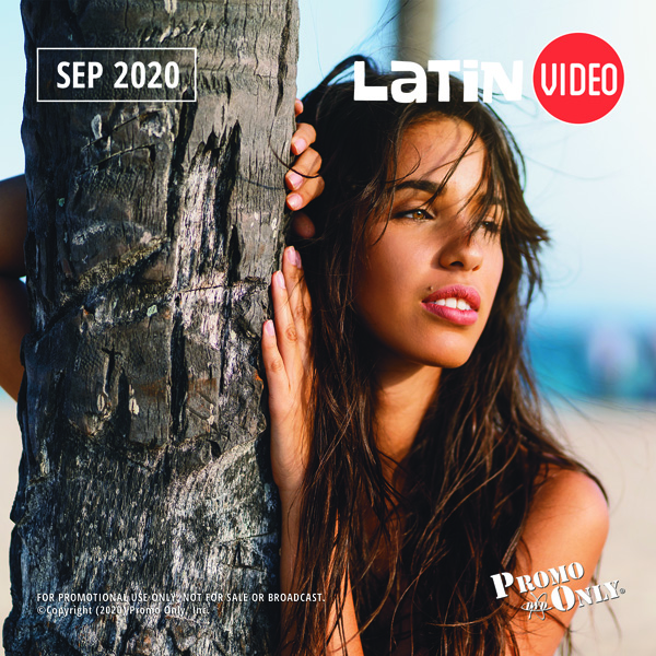 Latin Video September, 2020 Album Cover