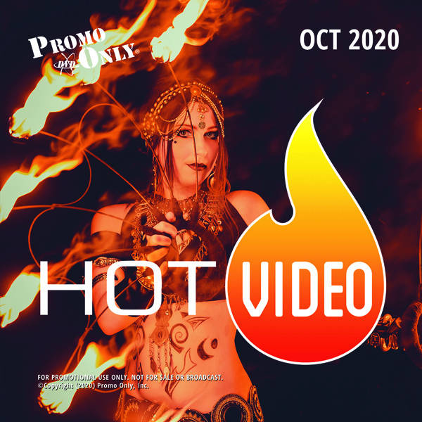 Hot Video October, 2020 Album Cover
