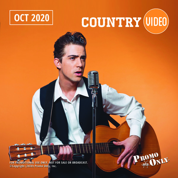 Country Video October, 2020 Album Cover