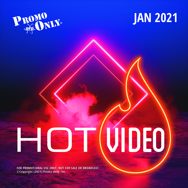 Hot Video January, 2021 Album Cover