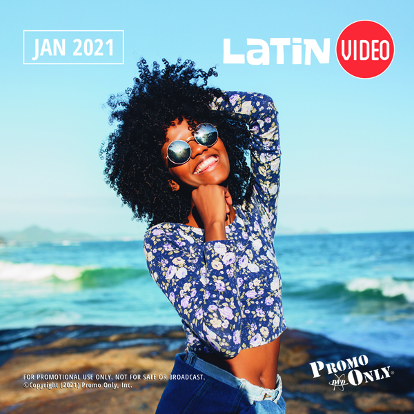 Latin Video January, 2021 Album Cover