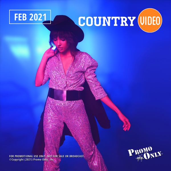 Country Video February, 2021 Album Cover
