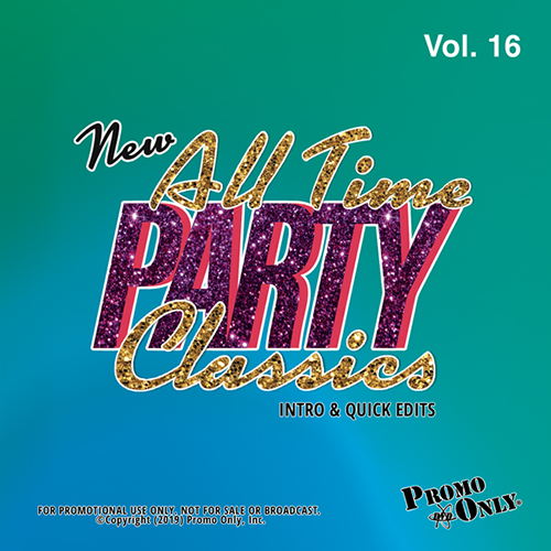 New All Time Party Classics - Intro Edits Volume 16