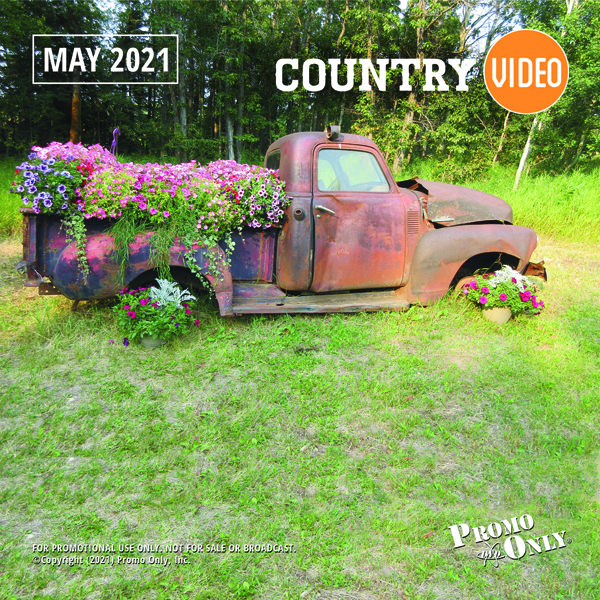 Country Video May, 2021 Album Cover
