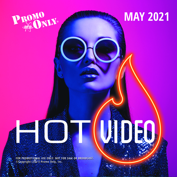Hot Video May, 2021 Album Cover
