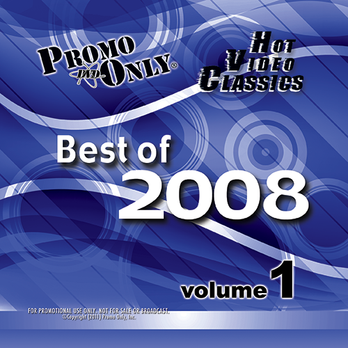 Best Of 2008 Vol. 1 Album Cover