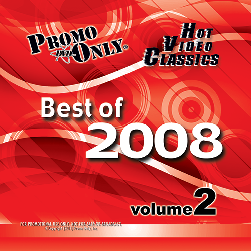 Best Of 2008 Vol. 2 Album Cover