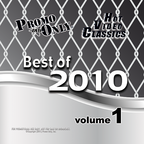 Best Of 2010 Vol. 1 Album Cover