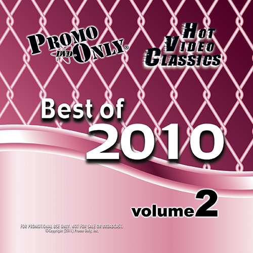 Best Of 2010 Vol. 2 Album Cover