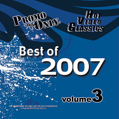 Best Of 2007 Vol. 3 Album Cover